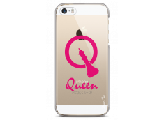 Coque iPhone 5/5s/SE The Queen