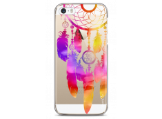 Coque iPhone 5C Dreamcatcher Rainbow Feathers