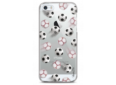 Coque iPhone 5/5s/SE Passion pour le foot