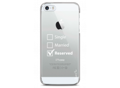 Coque iPhone 5/5s/SE Single Married Reserved