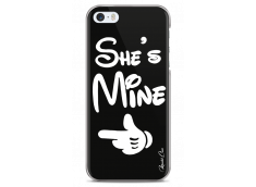 Coque iPhone 5/5s/SE She's mine