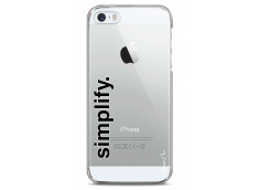 Coque iPhone  5/5s/SE Simplify
