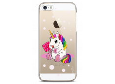 Coque iPhone 5/5s/SE Sweet Baby Licorne