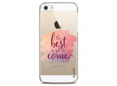 Coque iPhone 5C The best is yet to come