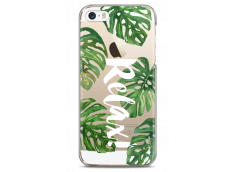 Coque iPhone 5C Tropical watercolor design Relax