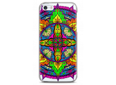 Coque iPhone 5/5s/SE Vitrail Mandala