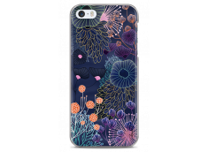 Coque iPhone 5C Watercolor Flowers