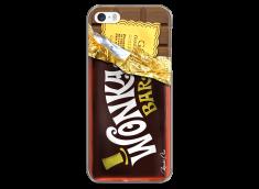 Coque iPhone 5C Chocolate Monka