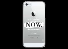 Coque iPhone 5C Yesterday Now Tomorrow