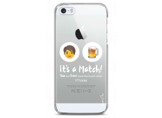 Coque iPhone 5C You and beer It's a match