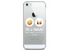 Coque iPhone 5C You and drink It's a match