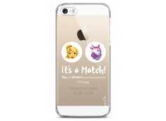 Coque iPhone 5/5s/SE You and unicorn It's a match