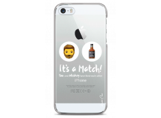 Coque iPhone 5C You and whiskey It's a match