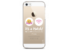 Coque iPhone 5/5s/SE You and Wifi It's a Match
