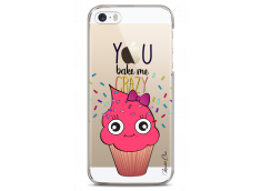 Coque iPhone 5C You bake me crazy