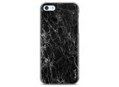 Coque iPhone 5/5s/SE Black Marble