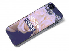 Coque iPhone 5/5S Princesse Connasse