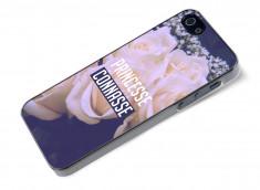 Coque iPhone 5/5S Princesse Connasse