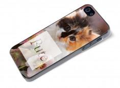 Coque iPhone 5/5S Dites-le avec des chatons- Pute