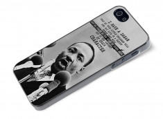 Coque iPhone 5/5S The Icons-Martin Luther King