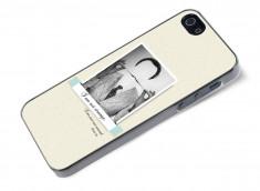 Coque iPhone 5/5S Movember-I'm not Strange