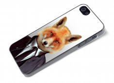 Coque iPhone 5/5S Smart Zoo- Renard
