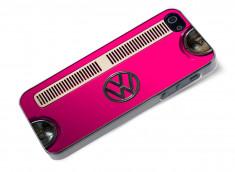 Coque iPhone 5/5S Combi-Rose