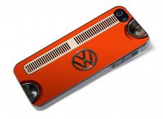 Coque iPhone 5/5S Combi-Orange
