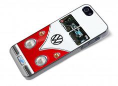 Coque iPhone 5/5S Combi-rouge