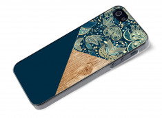 Coque iPhone 5/5S Graphic Wood-Modèle 1