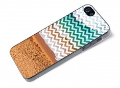 Coque iPhone 5/5S Chevrons Beach