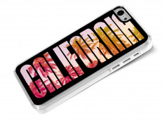 Coque iPhone 5C California