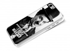 Coque iPhone 5C The Icons- Charlie Chaplin
