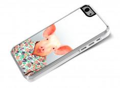 Coque iPhone 5C Smart Zoo- Cochon