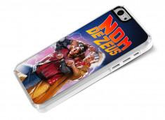 Coque iPhone 5C Retour Vers le Futur-Nom de Zeus