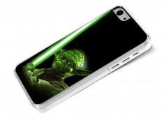 Coque iPhone 5C Yoda