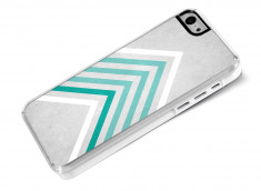 Coque iPhone 5C Chevrons Design
