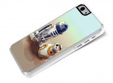 Coque iPhone 5C Robot