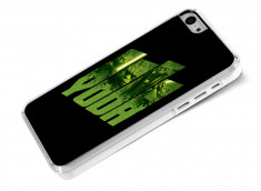 Coque iPhone 5C Master Yoda