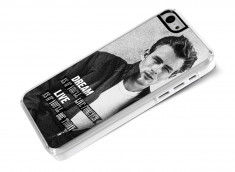 Coque iPhone 5C The Icons- James Dean
