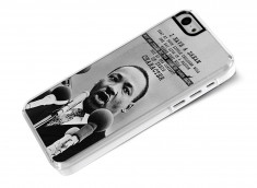 Coque iPhone 5C The Icons- Martin Luther King
