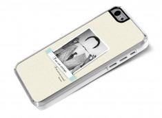 Coque iPhone 5C Movember-I'm not Strange