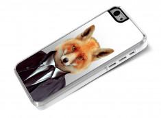 Coque iPhone 5C Smart Zoo- Renard