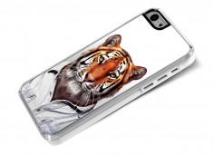 Coque iPhone 5C Smart Zoo- Tigre