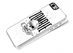 Coque iPhone 5C Zombie Party