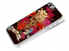 Coque iPhone 5C Day of the Dead