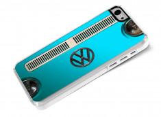 Coque iPhone 5C Combi-Turquoise