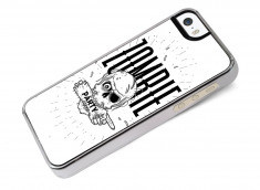Coque iPhone 5/5S/SE Zombie Party