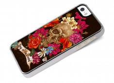 Coque iPhone 5/5S/SE Day of the Dead