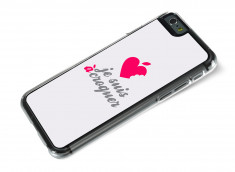 Coque iPhone 6/6S Je suis à croquer